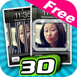 3D Lock Screen Maker Free