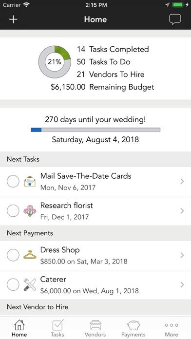 weddinghappy wedding planner revenue download estimates