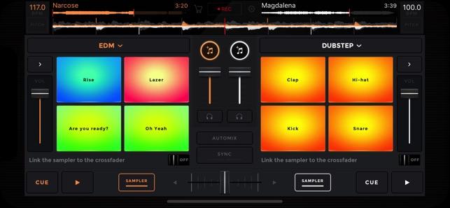 mac app store dj free