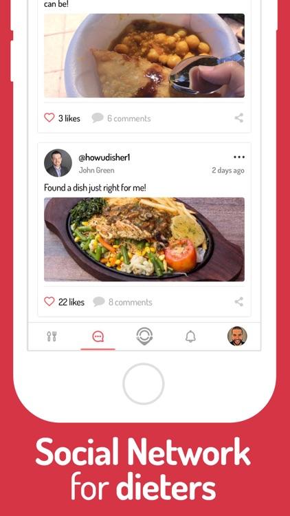 HowUdish: Dieting & Nutrition screenshot-6