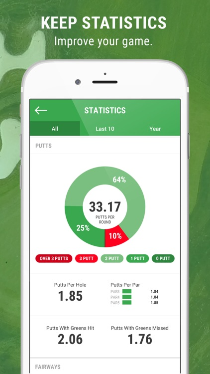 Golf GameBook - Best Golf App screenshot-3