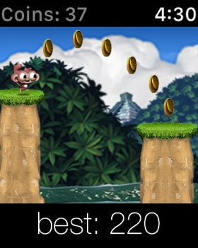 Dare the Monkey: Go Bananas! screenshot 12