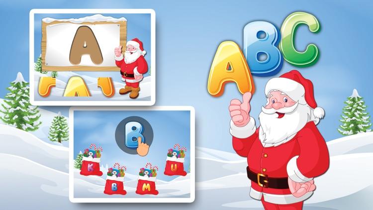 Letters with Santa for Kids SE screenshot-0