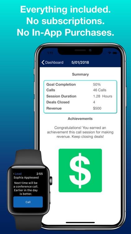 SwiftCall: Sales Auto-Dialer screenshot-7