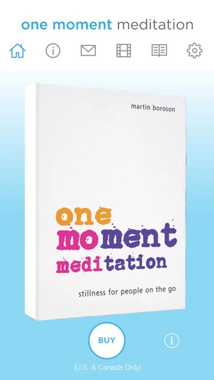 One-Moment Meditation screenshot-3
