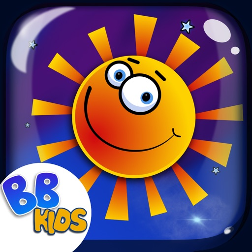 Solar Family: Planets for Kids