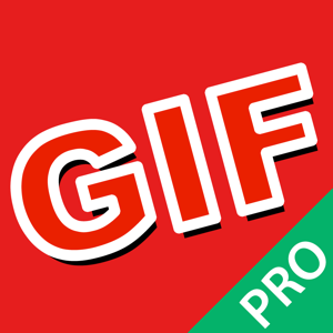 WooGIF Pro-Photo & Text to GIF app