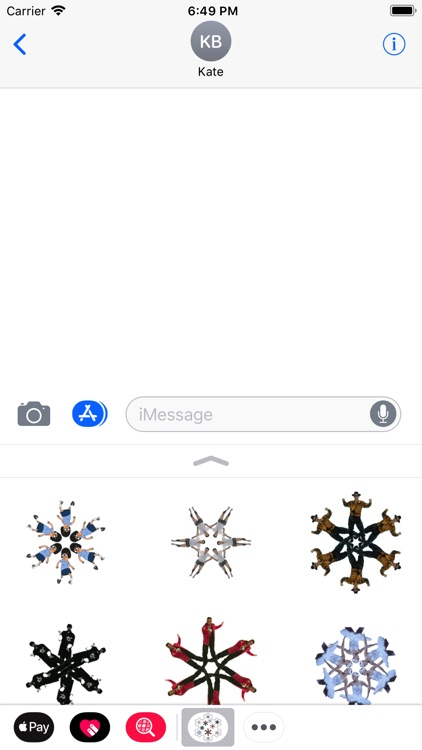 Unusual Snowflakes