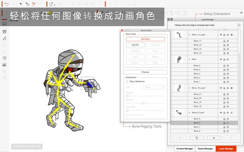 CrazyTalk Animator 3 Standard
