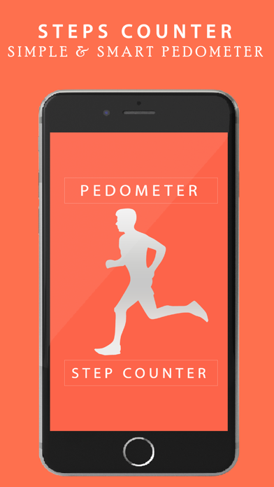 Step Counter - Smart Pedometer screenshot 1
