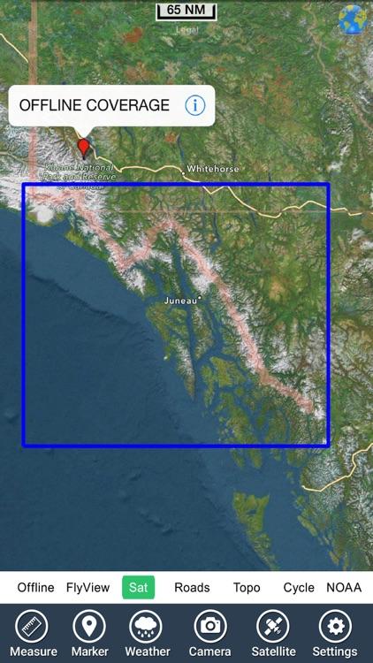 Marine Alaska S. E. HD Charts screenshot-4