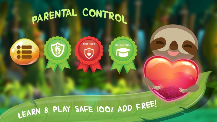 Baby Forest: Animals for Kids screenshot-3
