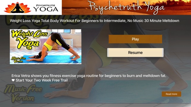 Psychetruth Yoga On The App Store