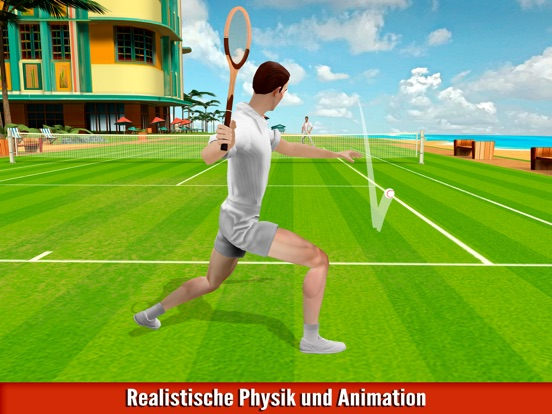 Screenshot 1 World of Tennis: Goldene 20er