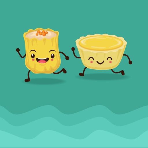Dumplings Stickers Soft