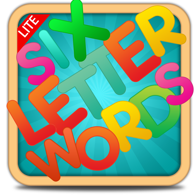 Six Letter Words Lite on the Mac App Store