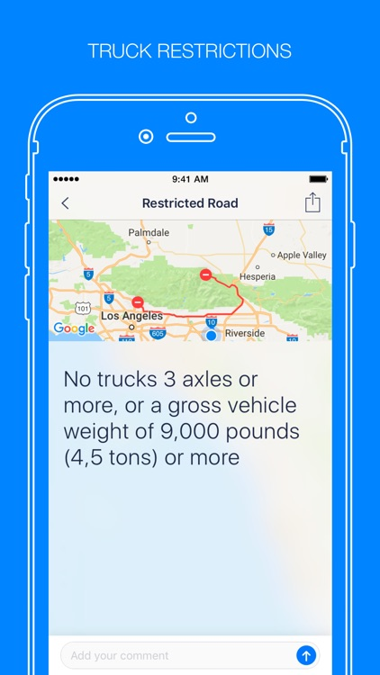 Jack Reports: weigh stations, parking, fuel price screenshot-3