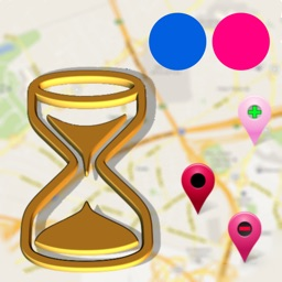 Flickr Photos on Chronicle Map