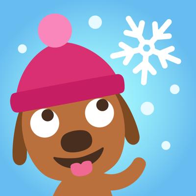 Sago Mini Snow Day Applications