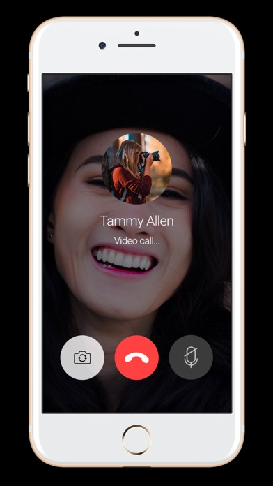 Hola - Chat,Audio & video call Screenshot on iOS