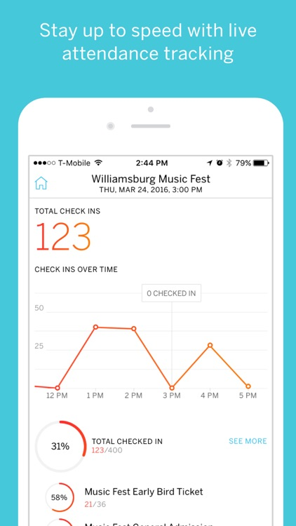 Eventbrite Organizer screenshot-2