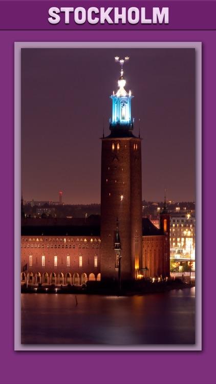 Stockholm Offline Tourism
