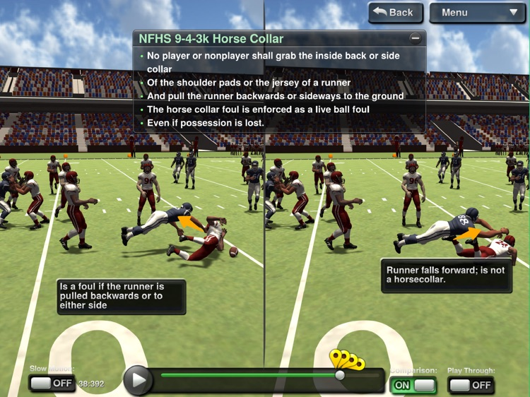 Get It Right NFHS Deluxe 2019 screenshot-3
