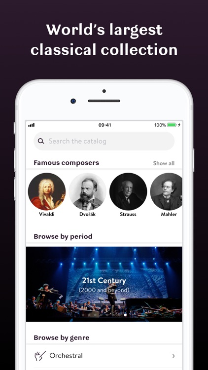 Primephonic - Classical Music screenshot-5