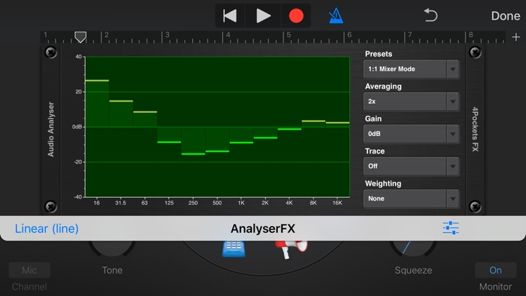 Analyser & Tuner AUv3 Plugin screenshot-4