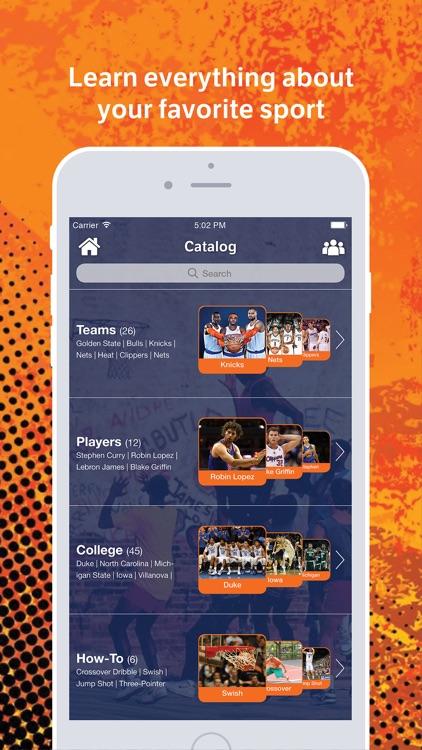 Hoops Amino for Basketball screenshot-3