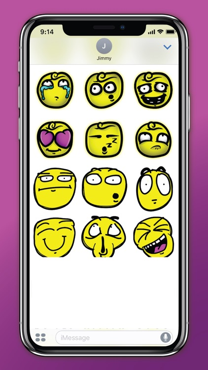 Face Yellow