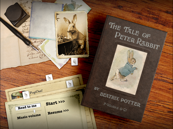 PopOut! The Tale of Peter Rabbit - Potterのおすすめ画像1