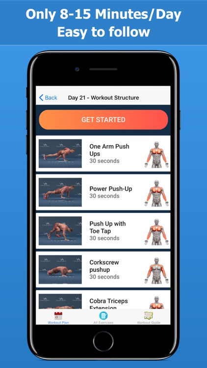 Home Workout - Get Fit Now screenshot-4