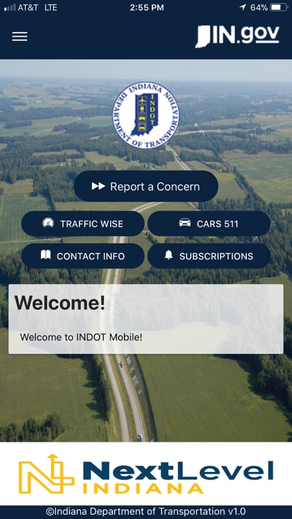INDOT Mobile screenshot-0