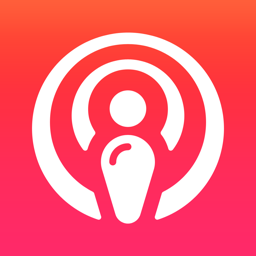 Ícone do app PodCruncher Podcast Player