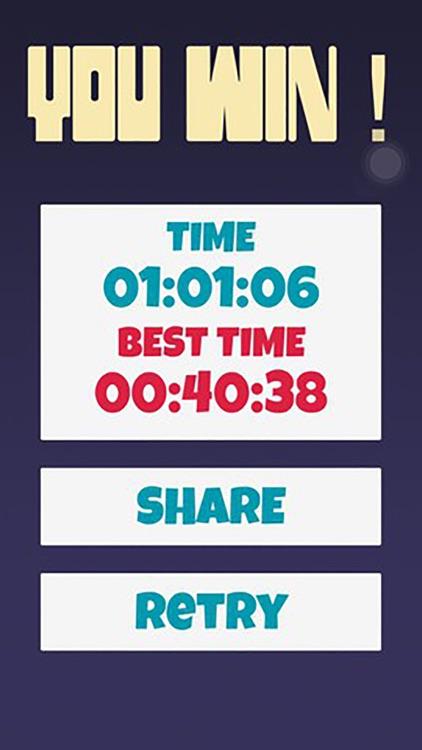 15 Number Puzzle Challenge screenshot-3