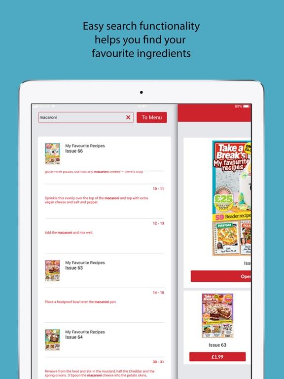 My Favourite Recipes screenshot 8