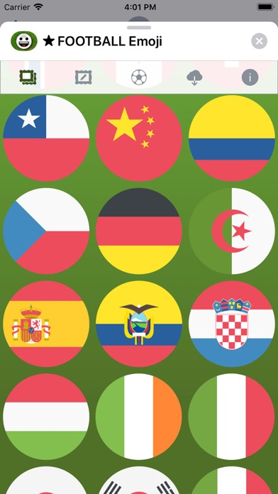 Football Emoji • Stickers screenshot 7
