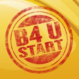 B4 U Start - Smart checklists