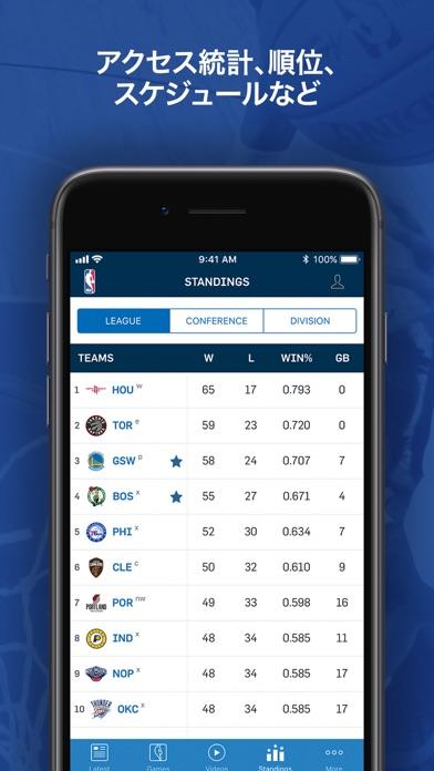 NBA App ScreenShot6