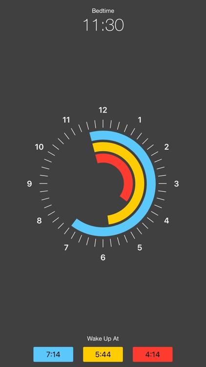 Bedtime Sleep Cycles