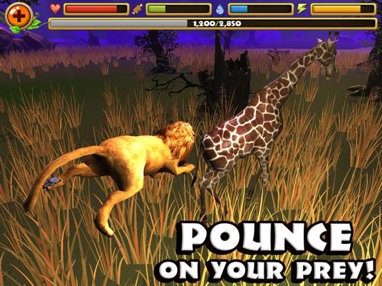 Скачать игру Safari Simulator: Lion