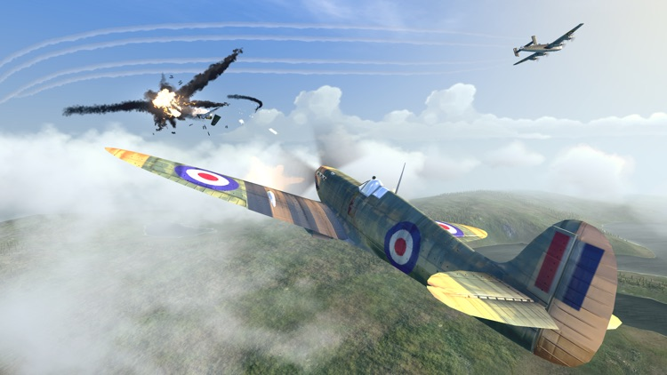 Warplanes: WW2 Dogfight screenshot-0