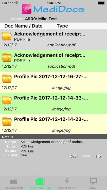 MediDocs screenshot-4