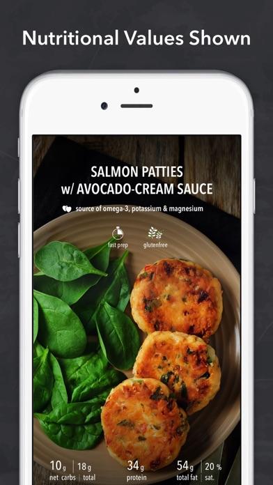Keto Diet Ketogenic Recipes By Drama Labs Ug Haftungsbeschraenkt Ios United Kingdom Searchman App Data Information