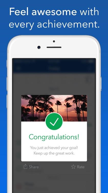 Strides: Habit Tracker screenshot-7