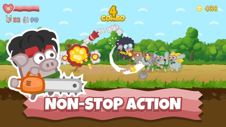 Bacon May Die - fun beat'em up fighting game screenshot-0