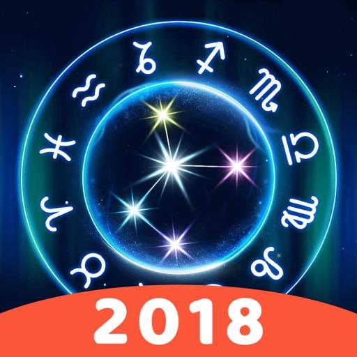 Horoscope+ 2018 app for iphone