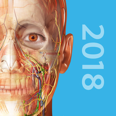 Atlas der Humananatomie 2018 app