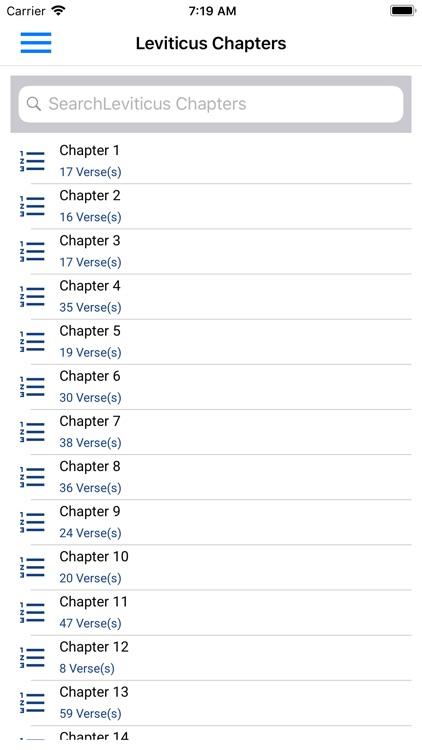 Multi-Version Bible screenshot-3
